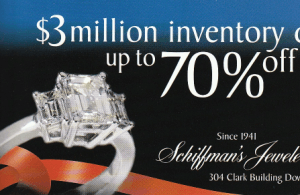 ad for jeweler