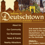 new_Deutschtown_website
