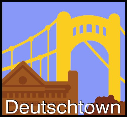 Deutschtown icon