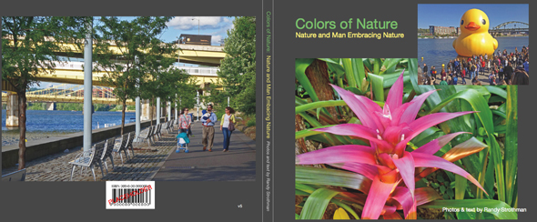 Nature photo book