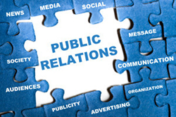 public relations graphic