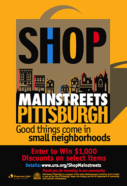 shop Mainstreets, buy local