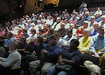 town meeting in Deutschtown