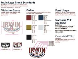 brand standards for logos