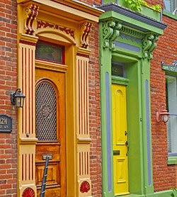 mexican war streets house tour