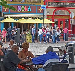 market square hospitality zone