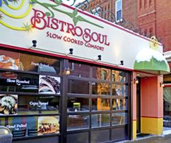 Deutschtown Bistro restaurant
