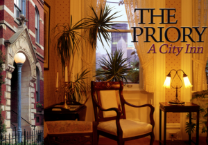 The Priory Hotel, Pittsburgh