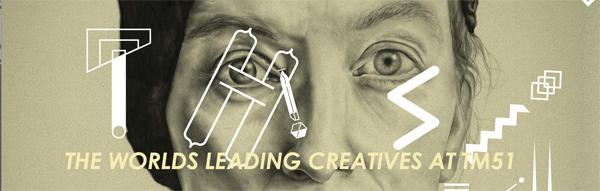 art exhibit website design