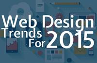2015 website design trends