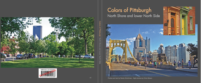 Colors of Pittsburgh photo book