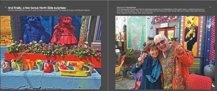 Colors of Pittsburgh photo book, randyland