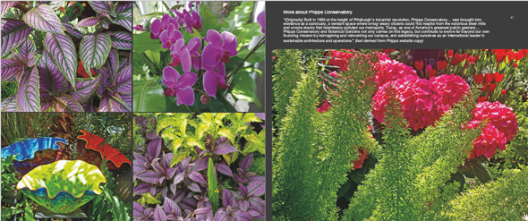 Nature photography book-Phipps Conservatory