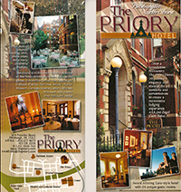hotel marketing flyer sample